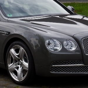 Continental GT Flying Spur