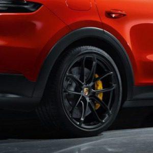 Cayenne E3 Coupe